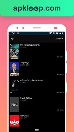 vivatv app screenshot 2