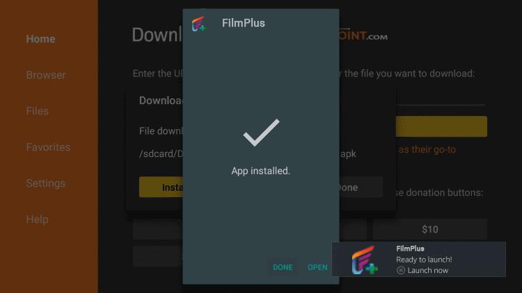 open-filmplus-app-on-firestick