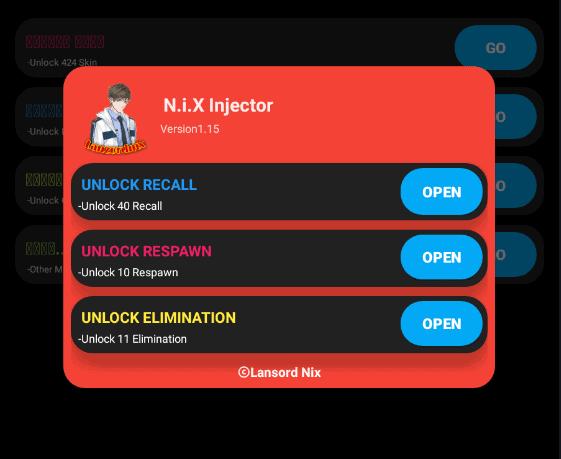 Unlock-Effects